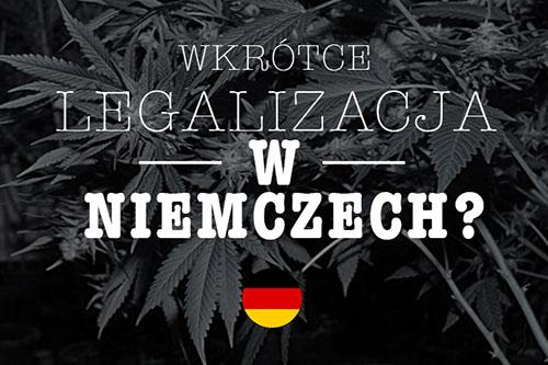 Niemieccy Pacjenci Będą Leczyli się Sami Medyczną Marihuaną, GrowEnter