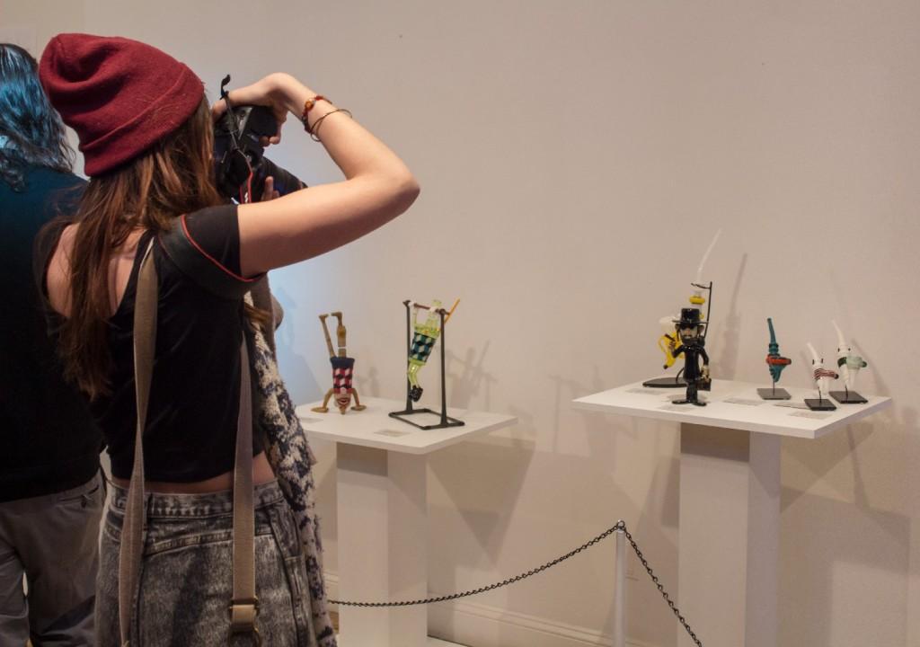 Galeria Najdziwniejszych Bong na Świecie w Nowym Jorku, GrowEnter