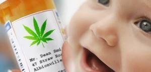 Dzieci narażone na marihuanę w łonie matki, mają lepszy wzrok w wieku 4 lat, GrowEnter