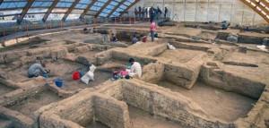 Najstarszy materiał z konopi znaleziony owinięty wokół dziecka w 9000 letniej wiosce, GrowEnter