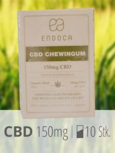 CBD: gumy do żucia, GrowEnter