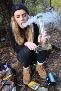 Sposoby palenia marihuany   bongo, GrowEnter