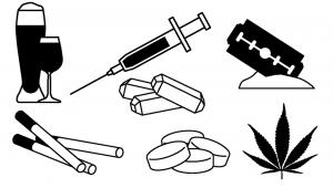 Narkotyki   porównanie najważniejszych substancji, GrowEnter