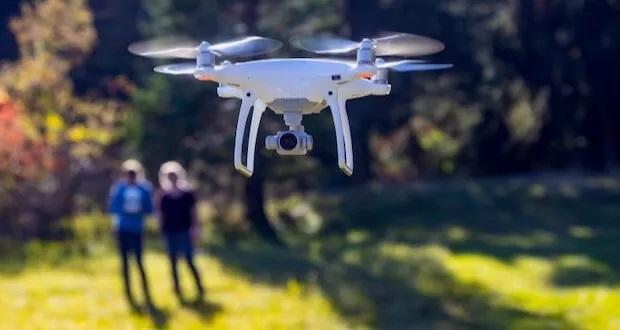 Od Marca w Seattle Planowana Jest Dostawa Marihuany Za Pomocą Dronów, GrowEnter