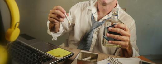 Spożywanie Alkoholu, Tytoniu albo Cannabisu Możesz Przypłacić Miejscem Pracy, GrowEnter